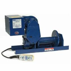 My-te 100ab Standard Electric Winch-hoist[free Expedited Shipping]