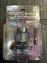 Loyal Subjects Transformers Action Figures Midnight Cybertron Megatron Sdcc