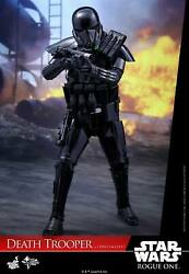 Hot Toys 1/6 Rogue One A Star Wars Story Mms385 Death Trooper Specialist Figure