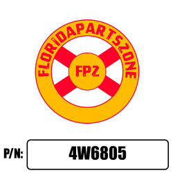4w6805 - Flywheel A Fits Caterpillar With Free Shipping