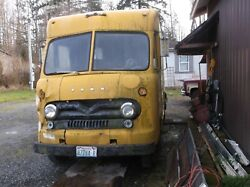 1965 Ford P500 Parcel Delivery Former Wonder Bread Truck 4 Cyl Diesel 5 Speed