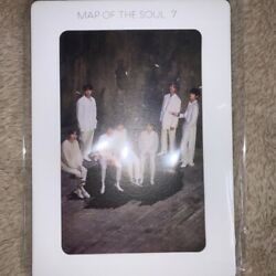 Bts Map Of The Soul 7 Weverse Album Preorder Photo Frame Gift Set Kpop