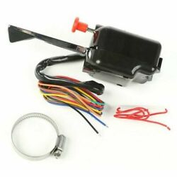 Omix-ada 17232.03 Black Turn Signal Switch And Wiring Harness For Cj5/jeepster/m38