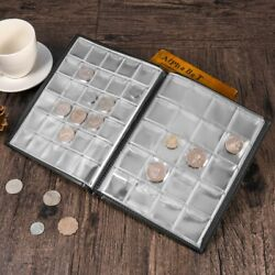 250 Coin Holder Collecting Collection Storage Money Pocket Penny Album Book New