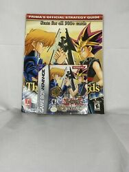 Yugioh The Sacred Cards Sealed Gameboy Advance And Prima Strategy Guide