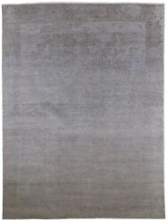 Solo Rugs - Mira, Contemporary Transitional Hand-knotted Area Rug