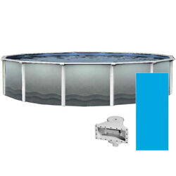 Dreamscape Above Ground Swimming Pools W/ Liner And Skimmer Various Sizes