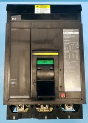 Square D Powerpact Mj 800 Mja36800lc 800a 3pole I-line Circuit Breaker