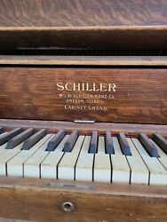 Chiller Victorian Country Upright Piano