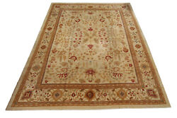 Hand-made 13' X 16 Peshawar Design Hand-knotted Area Rug