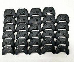 Lot Of 29 Microsoft Wireless Xbox One Elite 2 Controllers Genuine For Parts™