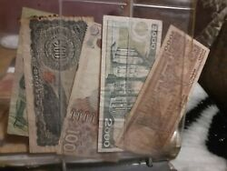 Foreign Currency Collection