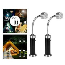 Flexible Barbecue Lamp Outdoor Grill Led Lights Floodlight Work Repair Light