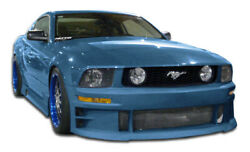Duraflex Gt Concept Body Kit For 05-09 Ford Mustang