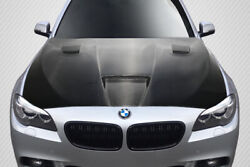 Carbon Creations Craze Hood Body Kit For 11-16 Bmw 5 Series F10