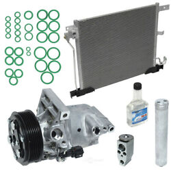 A/c Compressor And Component Kit-compressor-condenser Replacement Kit Fits Juke