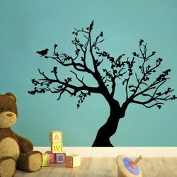Giant Family Tree Wall Sticker Kids Room Bedroom Tree Branch Photo Wall Decal