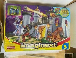 Fisher-price Imaginext Battle Castle Never Opened