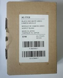 1pc Sony Xc-77ce Industrial Black And White Ccd Camera New In Box