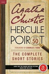 Hercule Poirot The Complete Short Stories By Agatha Christie New