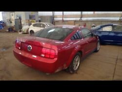 No Shipping Passenger Front Door Electric Coupe Fits 05-09 Mustang 4166255