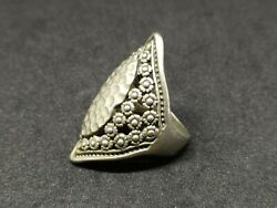 Unique Ring Bronze Vintage-antique Viking Style Old Ancient Very Rare Jewelry