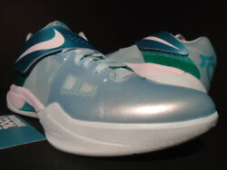 Nike Zoom Kevin Durant Kd Iv 4 Easter Mint Candy White Mvp 479436-300 4.5y 4.5