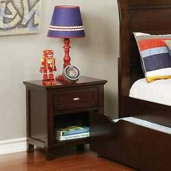 Furniture Of America Dospat 1-drawer Nightstand 1-drawer