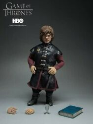 Threezero Got Game Of Thrones - Tyrion Lannister 1/6 Open For Control