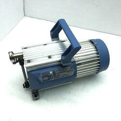 Vacuubrand Md1 Diaphragm Vacuum Pump 1.2/1.4 M3/h Dn 6mm Tested To 27 Inhg