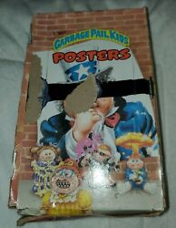 Full Box 36 Packs Garbage Pail Kids Posters 1 Non Sports Cards Os Gpk Collect