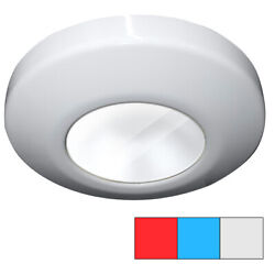 I2systems Profile P1120 Tri-light Surface Light - Red Cool White Andamp Blue - W