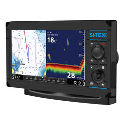Si-tex Navpro 900f W/wifi Andamp Built-in Chirp - Includes Internal Gps Receiver/