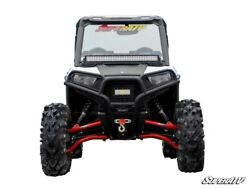 Satv Conversion Kit W/ Rhino 2.0 Axles For Rzr Trail 900 To Trail S 900 - Red