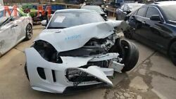 Passenger Right Front Door Coupe Fits 15-19 F Type 1797102