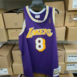 Authentic Mitchell And Ness Kobe Bryant Rookie 1996-1997 Jersey Size 2xl