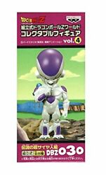 Dragon Ball Z Prefabricated World Collectible Vol.4 Freezer Japan Import