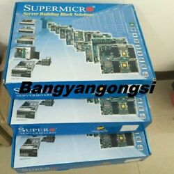 1pc New Supermicro X10sll+-f 1150 Needles Motherboard By Ems Or Dhl P5935
