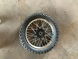 Used Motorcycle Or Sidecar Wheel Replacement