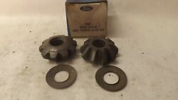 Nos Oem 1969 Ford Pinion Kit Spider Gears C9az-4215-a