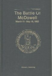Jacksonand039s Valley Campaign The Battle Of Mcdowell March 11-may 18 1862 Th...
