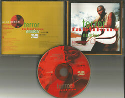 Terror Fabulous Number 2 Promo Radio Dj Cd Single 1994 Usa Mint