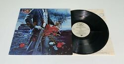 Yes Tormato Record Signed X5 Jon Anderson Chris Squire Rick Wakeman Howe And White