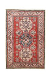 Hand-made 4'9 X 6'10 Hand-knotted Bijar Wool Area Rug Hand-knotted Wool 4x6...