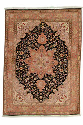 Hand-made 4'8 X 6'8 Hand-knotted Bijar Wool Area Rug Hand-knotted Wool 4x6 ...