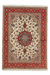 Hand-made 4'9 X 7'0 Hand-knotted Bijar Wool Area Rug Hand-knotted Wool 5x8 ...