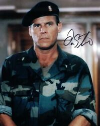 Don Stroud- Heller In Licence To Killhand Signed 10 X 8