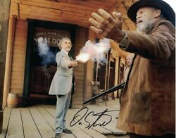 Don Stroud As Sheriff Bill Sharp In Django Unchained Hand Signed 10 X 8