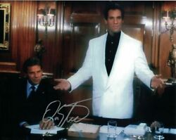Don Stroud- Heller In Licence To Kill Hand Signed 10 X 8
