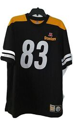 Majestic Pittsburgh Steelers Jersey Size Large Miller